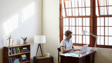 """Working from home results in an employee performing worse,"" researchers found."