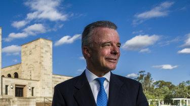 Former Liberal opposition leader Brendan Nelson will lead Boeing's operations in Australia.