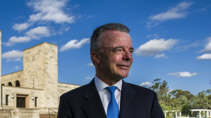Former defence minister Brendan Nelson to head up Boeing in Australia