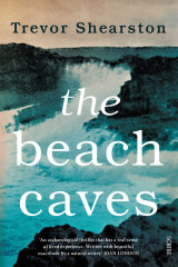 <i>The Beach Caves</i> by Trevor Shearston