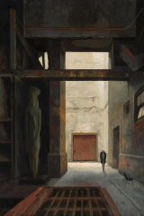 Trespass by Rick Amor