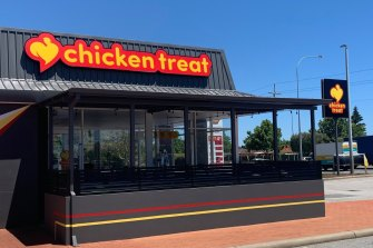The Chicken Treat restaurant in Waikiki was closed for months following the infestation.