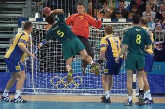 Handball tickets, starting at $19, were the cheapest at the Sydney 2000 Olympics - leading to a short-lived burst of interest in the sport.