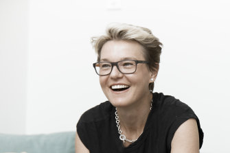 Belong CEO Jana Kotatko has plans to fight rival telcos.
