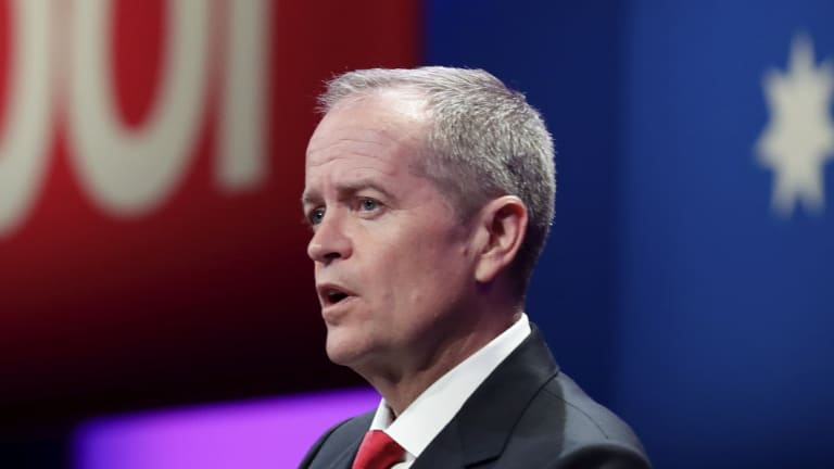Labor leader Bill Shorten will avoid fights over foreign policy after deals were struck early on Tuesday morning.