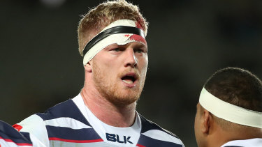 Matt Philip can't wait to get back on the pitch for the Rebels.