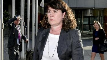 CommInsure boss Helen Troup.