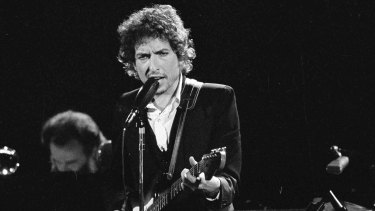 Sure, there was a lot of Bob Dylan. But there was vinyl, too.