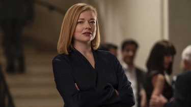 Australian Sarah Snook is brilliant in Succession but there was no Emmys win for her today.
