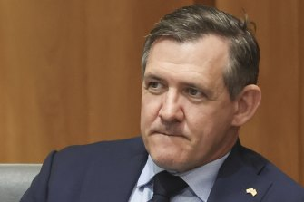 NT Chief Minister Michael Gunner