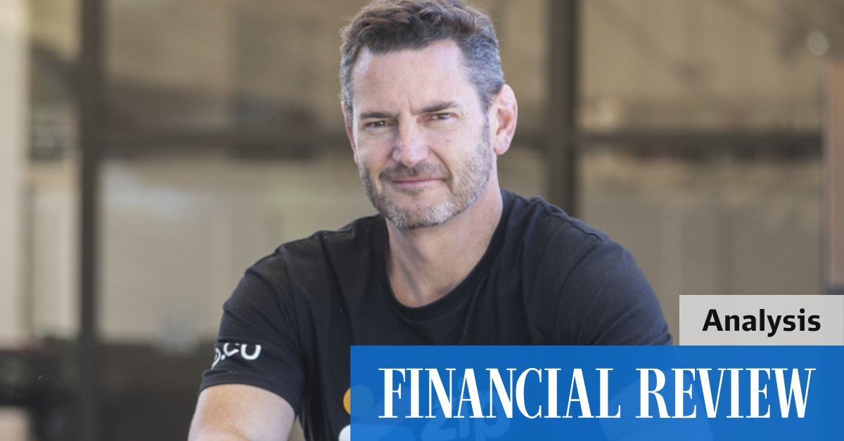 Zip valuation frustrates boss after 'absolutely cracking' quarter – The Australian Financial Review