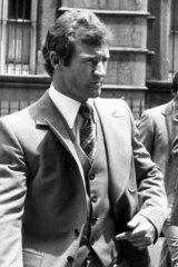 Controversial detective Paul Higgins.