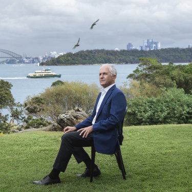 """""""I don't miss the politics of politics, if you know what I mean,"""" says Malcolm Turnbull of leaving Canberra. """"I miss government, I miss being able to make policy, make decisions."""""""