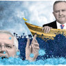 Albanese stands to benefit from PM's failings