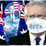 Prime Minister Scott Morrison a cranky man in need of a plan