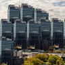 A fifth of Perth's office space is empty, the equivalent of 21.5 vacant office towers