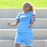 City romp home to claim bragging rights in W-League derby