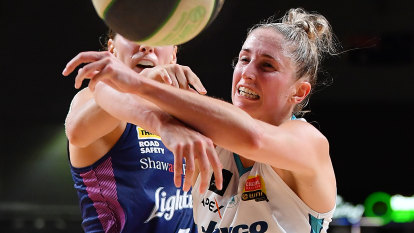 Flyers to fight fire with fire in WNBL grand final series
