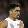 Brisbane Lions' Cameron 'shocked' at car theft during state of origin