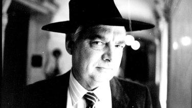 John Seward Johnson jnr in 1986.