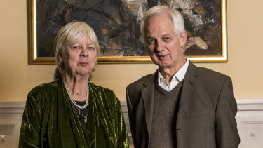 The Boyd family reunite to celebrate the 25th anniversary of Arthur Boyd's gifting of Bundanon to the nation.