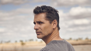 Eric Bana in The Dry.