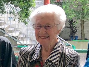 ShirleyJones, co-founder of the Women's Library.