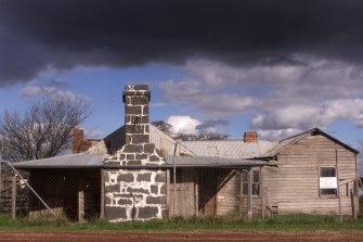 Ned Kelly's childhood home in Beveridge.