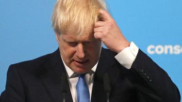 Boris Johnson - 'Britain Trump'?