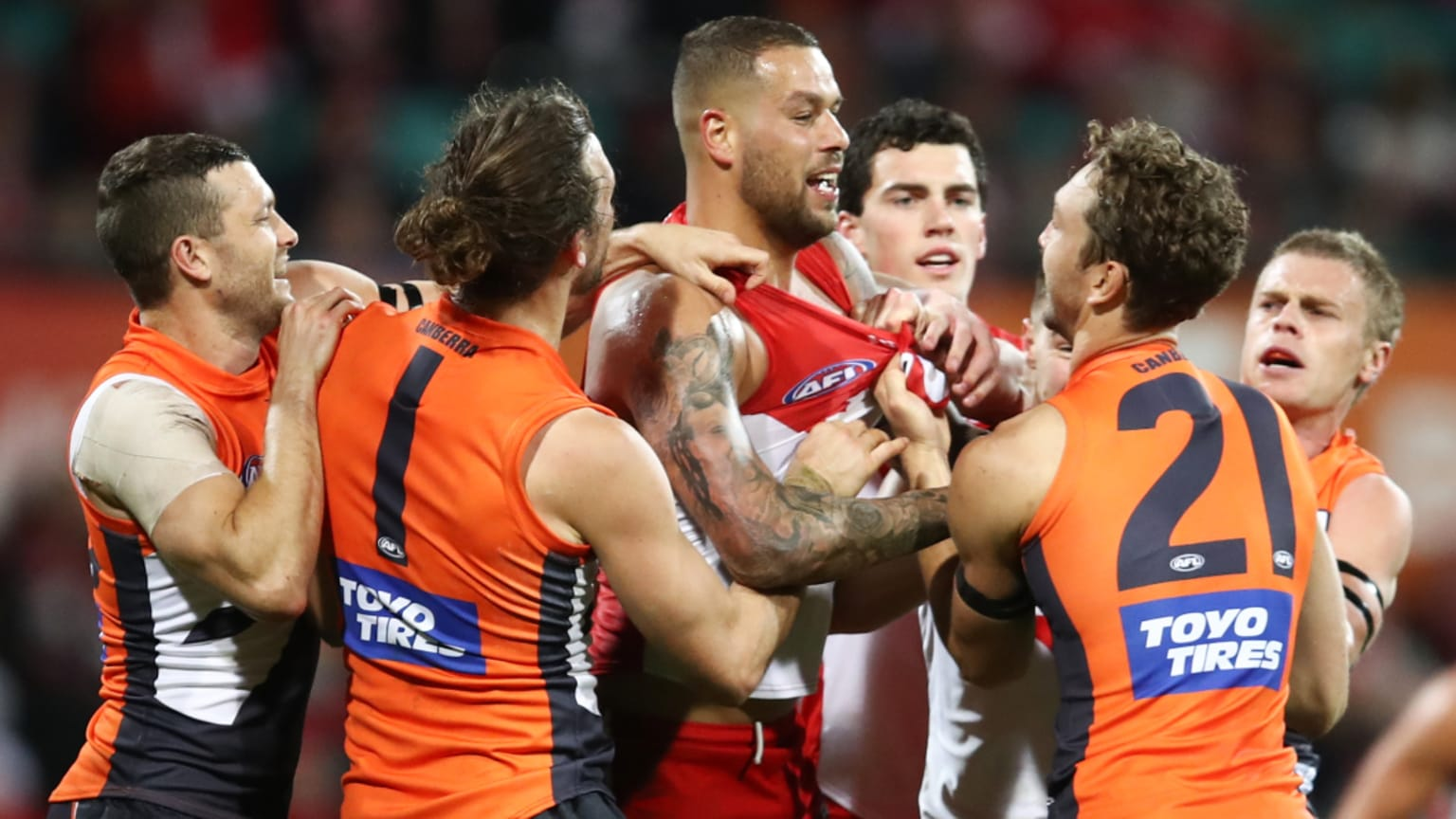 swans vs collingwood - HD 1396×785