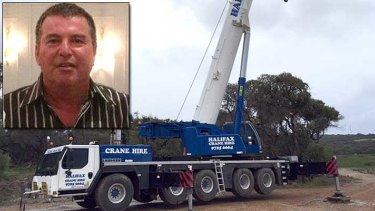 The WA crane company that has launched more than 70 court cases