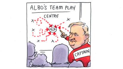 CBD Melbourne: Take your places - Albo appoints his lieutenants