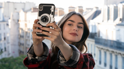 Netflix, the great disruptor? With Emily in Paris and the like, not so much