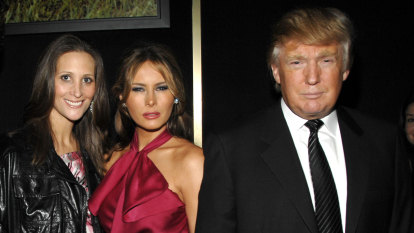 'Masters of the dark': Former friend lifts the lid on Donald and Melania Trump's marriage