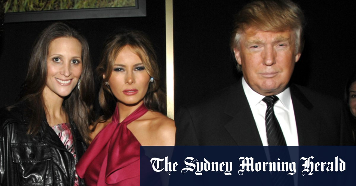'Masters of the dark': Former friend lifts the lid on Donald and Melania Trump's marriage – Sydney Morning Herald