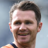 In the hunt for premiership glory, Dangerfield shouldn't change a thing