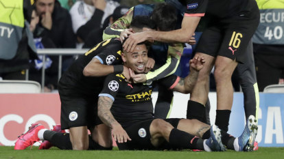 Manchester City stun Real Madrid, Juventus lose to Lyon