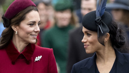 Kate in box seat to restore royal reputation after Meghan interview