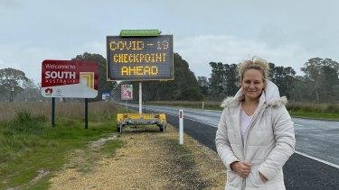 Coronavirus Victoria Uproar On The Border As Victorians Locked Out Of South Australia