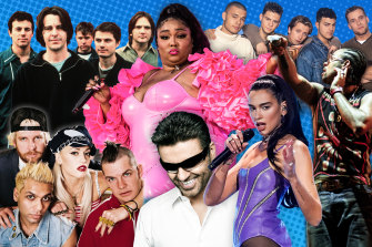Songs by Powderfinger, Lizzo, Five, Shaggy, Dua Lipa, George Michael and No Doubt were among the final reader-selected playlist.