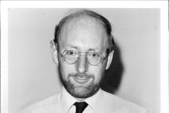 Sir Clive in 1985.