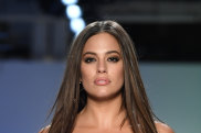 Model Ashley Graham has become a global champion for body positivity.
