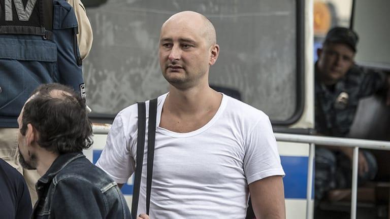 Arkady Babchenko had been critical of the Kremlin in recent years.