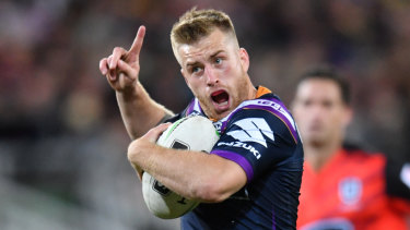 Slow down Cam: Cameron Munster.
