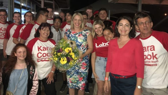 Labor claims victory in Brisbane City Council byelection