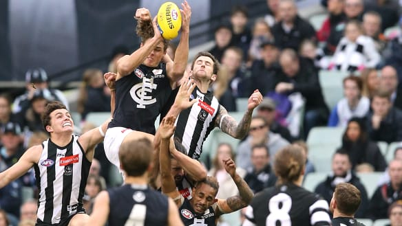 4 Points: Curnow shows best of Blues and soft-spot for Pies