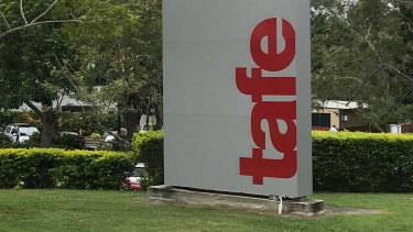 One of TAFE Queensland facilities in the state.