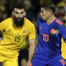 Listless no longer: Socceroos much better against Colombia