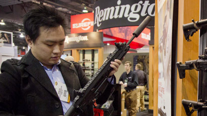 America's oldest gunmaker files for bankruptcy as firearms sales soar