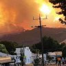 Victorian bushfires LIVE: Third confirmed death, about 300 homes destroyed